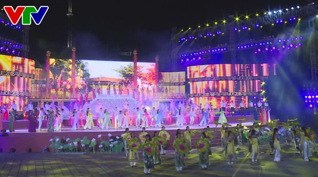 Hue Festival 2018 dazzled with traditional, royal values hinh anh 1