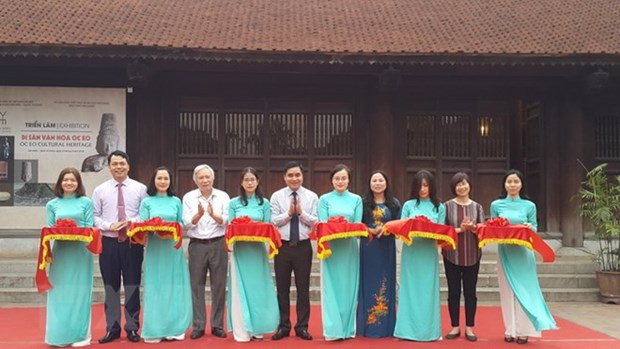 Ancient Oc Eo culture introduced in Hanoi hinh anh 1