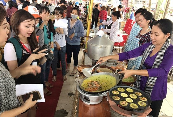 Southern Traditional Cake Festival opens in Can Tho hinh anh 1