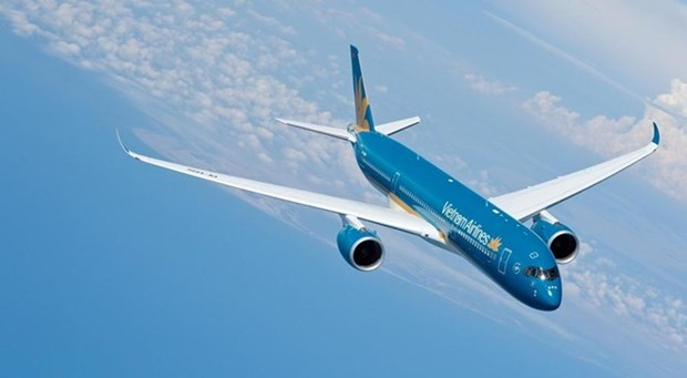 Vietnam Airlines earns nearly 1.46 trillion VND in pre-tax profit in Q1 hinh anh 1