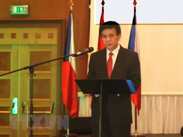 Vietnamese, Czech localities step up cooperation hinh anh 1