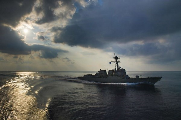 Thailand, US hold anti-submarine exercise in Indian Ocean hinh anh 1