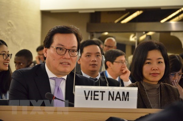 Vietnam backs non-proliferation of nuclear weapons hinh anh 1