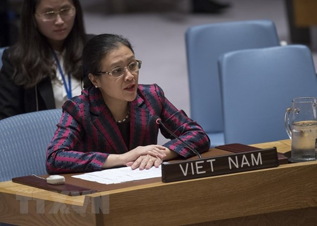 Vietnam calls on UN Security Council to solve Israel-Palestine conflict hinh anh 1
