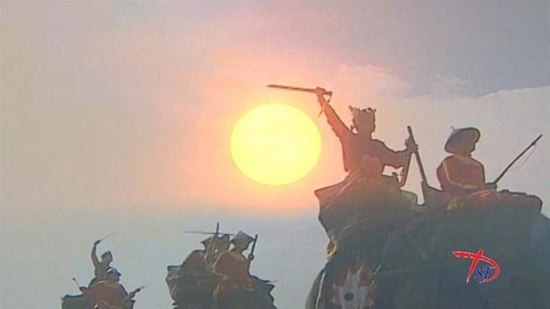 Film screening celebrates major national celebrations hinh anh 1