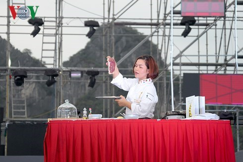 Mon Asia Food Festival opens in Quang Ninh hinh anh 1