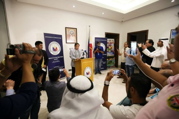 Diplomatic tensions between Philippines, Kuwait escalate hinh anh 1