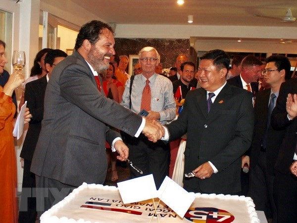 HCM City event marks 45th anniversary of Vietnam-Netherlands ties hinh anh 1