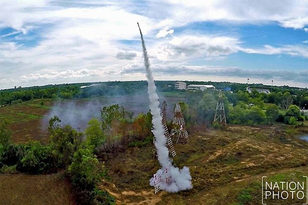 Thailand's Rocket Festival 2018 to take place mid-May hinh anh 2