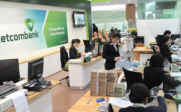 Vietcombank aims for 15-percent credit growth hinh anh 1
