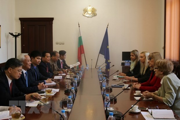 Vietnam, Bulgaria to share experience in various fields hinh anh 1