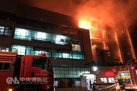 No Vietnamese victims found in Taiwan's factory fire hinh anh 1