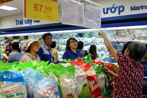 CPI in Ho Chi Minh City up 0.12 percent in April hinh anh 1
