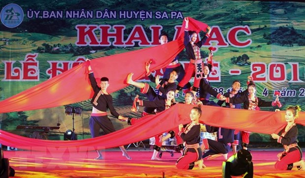 Sa Pa Summer Tourism Festival begins hinh anh 1