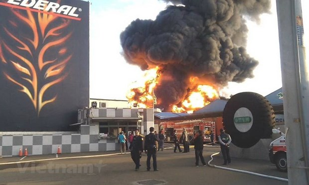 Job arrangement urged for Vietnamese workers in Taiwan factory fire hinh anh 1