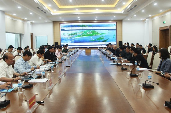 15 billion USD projects proposed for Van Don hinh anh 1