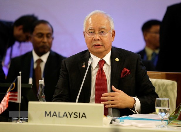 Malaysian PM vows minimum wage hike ahead of general election hinh anh 1