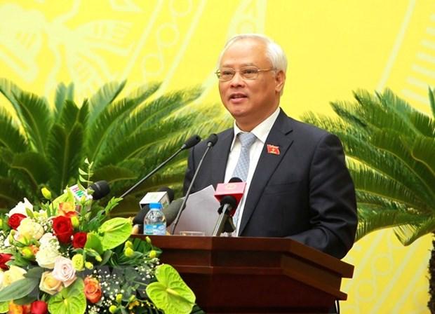 Vietnamese, Macedonian legislatures seek stronger ties hinh anh 1
