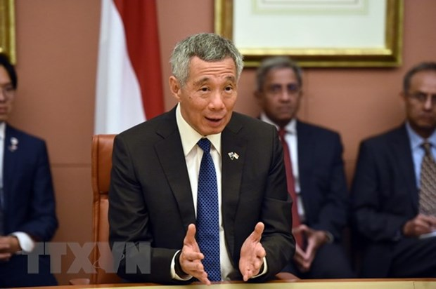 Singapore worries about unilateral tariffs of US hinh anh 1