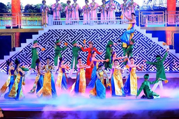 Hue Festival 2018 wraps up hinh anh 2