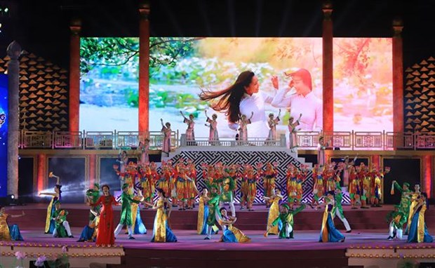 Hue Festival 2018 wraps up hinh anh 3