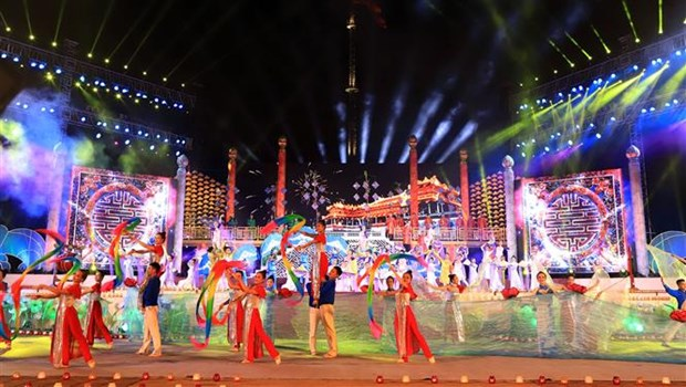 Hue Festival 2018 wraps up hinh anh 1