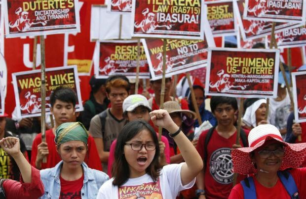 Indonesia: Workers, activists mark May Day with rallies hinh anh 1