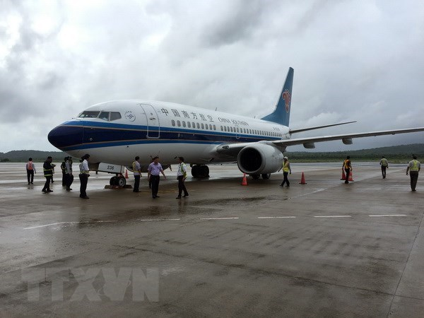 Japan helps improve flight control at Phu Quoc int'l airport hinh anh 1