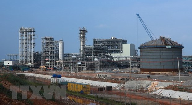 Nghi Son refinery welcomes first commercial product hinh anh 1