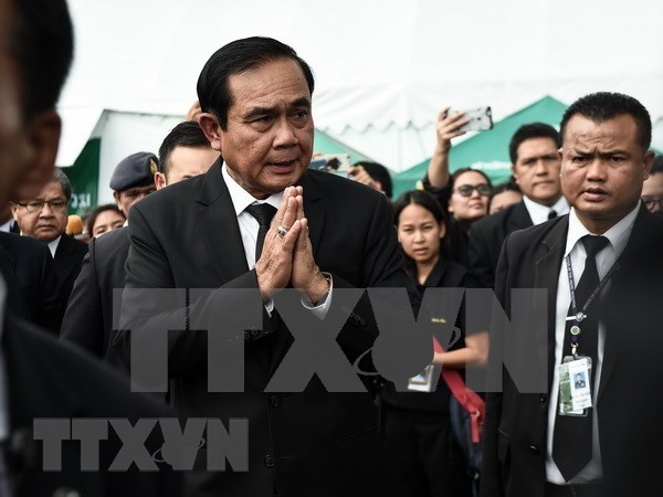 Thai PM reassures holding election in early 2019 hinh anh 1