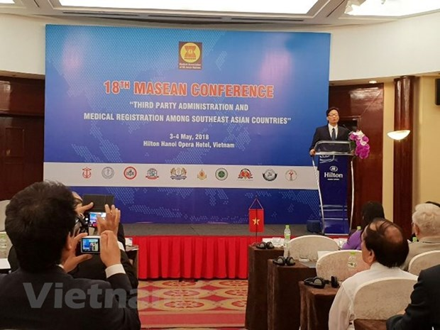 Vietnam takes chair of Medical Association of Southeast Asian Nations hinh anh 1