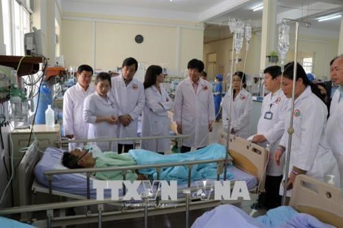 Project improves health care system in Central Highlands hinh anh 1