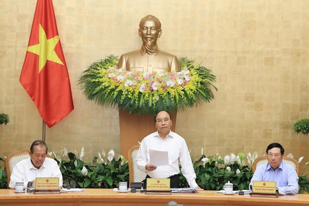 PM requests preventing delay in law building hinh anh 1
