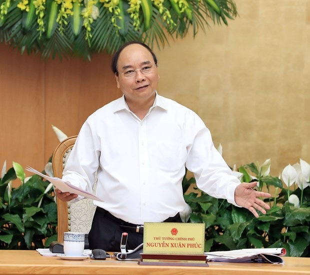 Gov't leader urges reforms to keep up with global development pace hinh anh 1