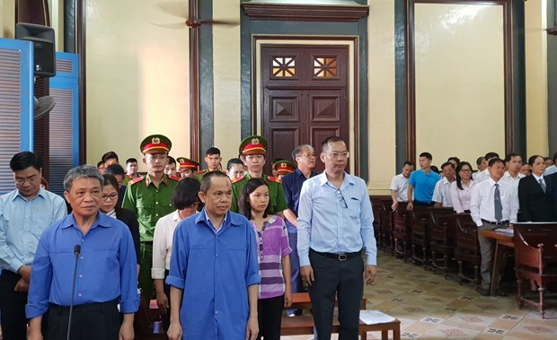 Sentences proposed for defendants involved in Trust Bank case hinh anh 1