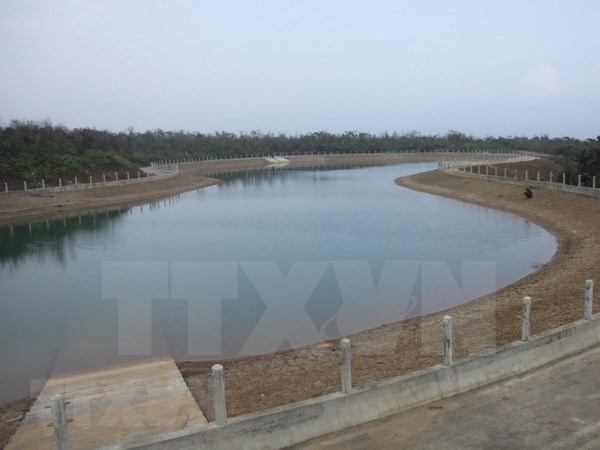 Hau Giang: 65-ha reservoir to be built in response to climate change hinh anh 1