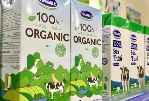 Vinamilk's profit down by 9 percent in first quarter hinh anh 1