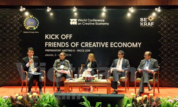 Indonesia prepares for World Conference on Creative Economy hinh anh 1