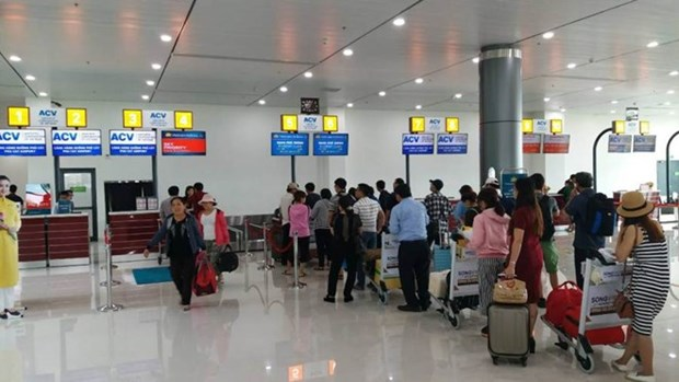 Vietnam Airlines moves operations to Phu Cat airport's new terminal hinh anh 1