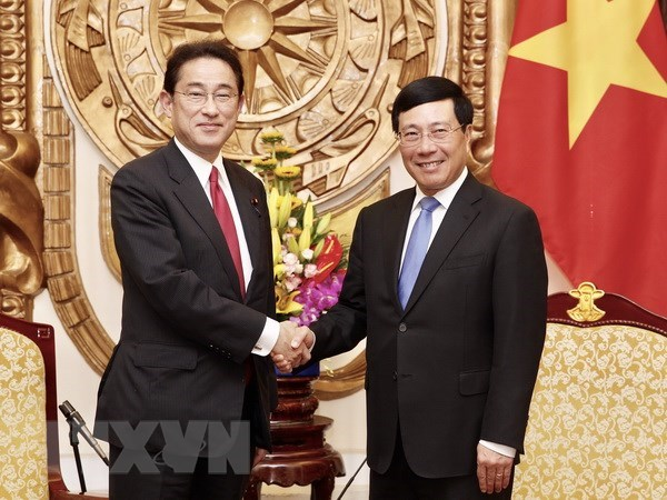 LDP official: Vietnam's development important to Japan hinh anh 1