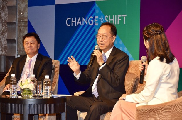 Thailand Industry Expo 2018 promotion event held hinh anh 1