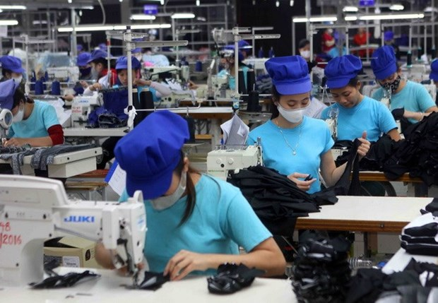 Manufacturing sector regains growth momentum hinh anh 1