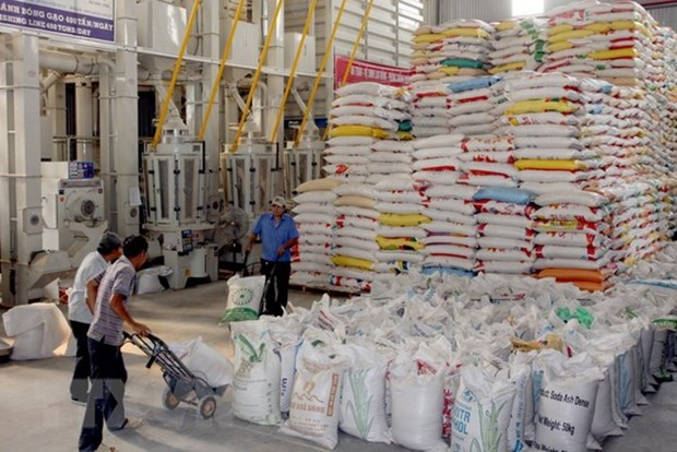 Rice exports bring home 1.1 billion USD in Jan-Apr hinh anh 1