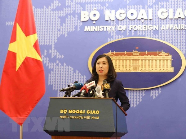 US human rights reports fail to reflect correctly situation in Vietnam hinh anh 1