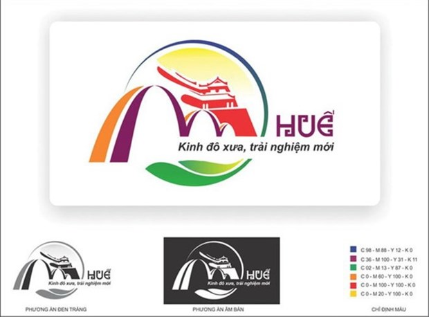 Thua Thien-Hue announces tourism identification logo hinh anh 1