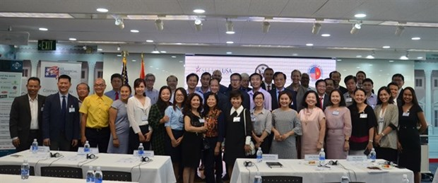 'Invest in the US' seminar held in Vietnam hinh anh 1