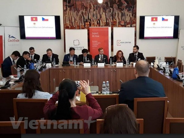 VN-Czech economic cooperation potential yet to be fully tapped hinh anh 1