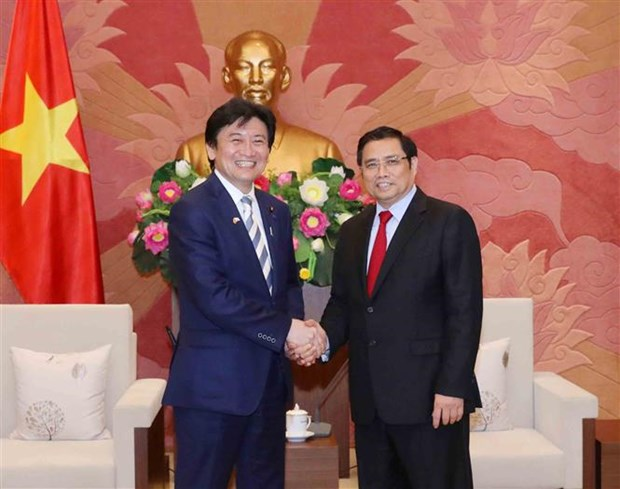 Vietnam seeks Japan's experiences in environmental protection hinh anh 1
