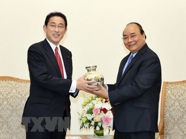 PM: Vietnam treasures strategic partnership with Japan hinh anh 1
