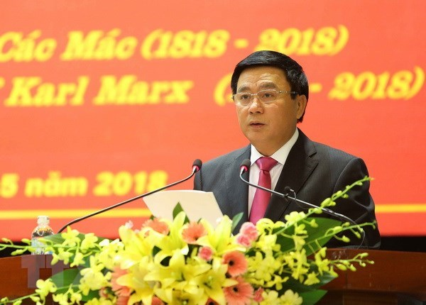 Marxism bears eternal value for world and Vietnam revolution hinh anh 1
